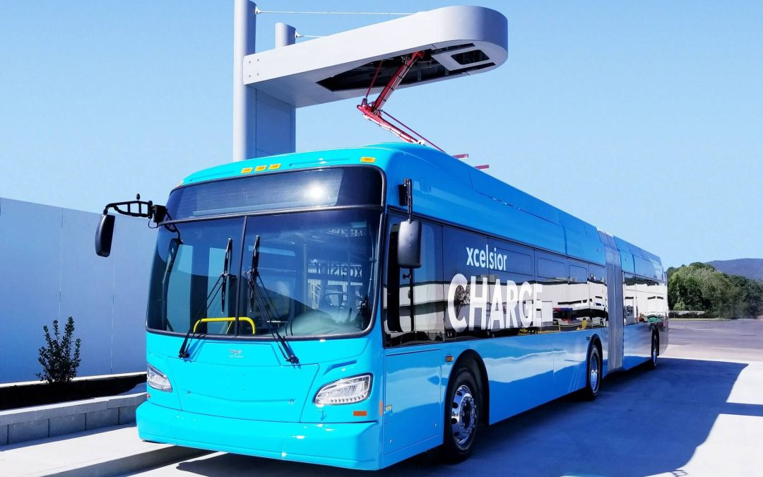 Electric bus – the future is here now